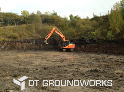 Excavation Services and Groundwork Contractors in Leeds & Bradford
